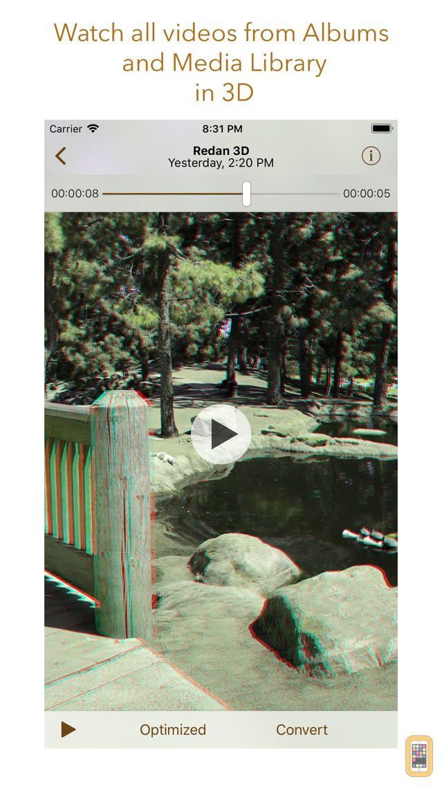 Screenshot - Redan 3D Anaglyph