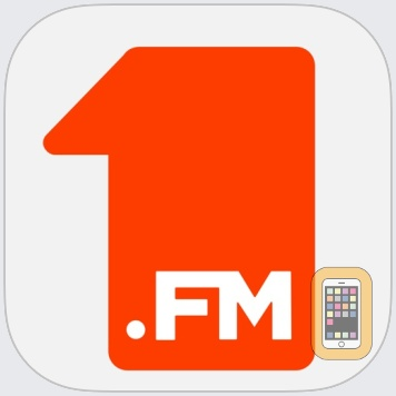 1.FM - Internet Radio - The Official App by 1.FM (Universal)