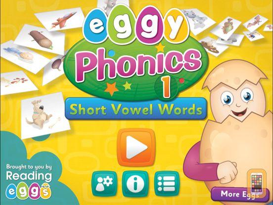 Screenshot - Eggy Phonics 1