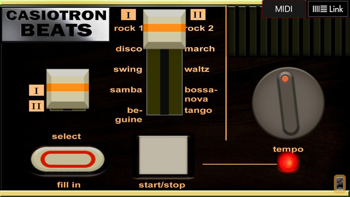 Screenshot - CasioTron Beats: Retro Drums