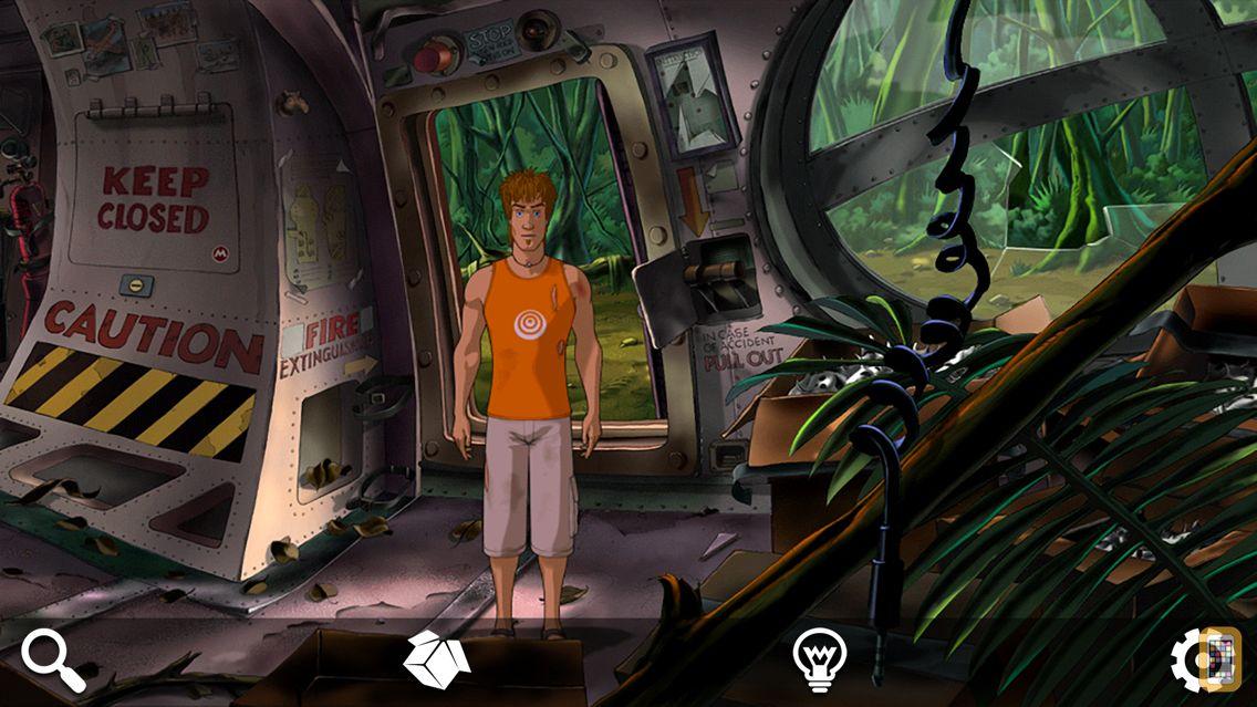 Screenshot - Runaway: The Dream Of The Turtle Part1.
