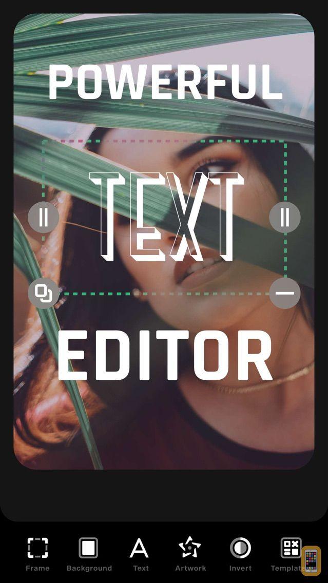 Screenshot - Font Candy Photo & Text Editor