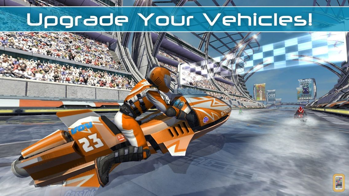 Screenshot - Riptide GP2