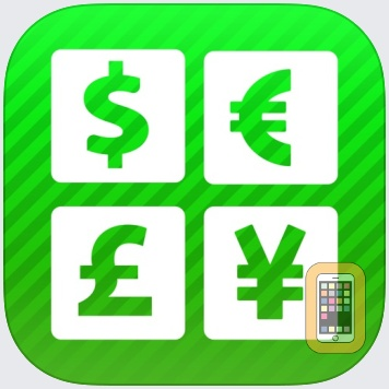 Mila's Currency Converter PRO by Scott DeSapio (Universal)