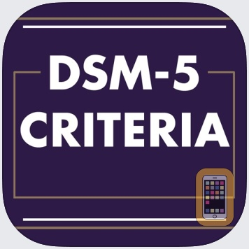 DSM-5 Diagnostic Criteria by American Psychiatric Association (Universal)