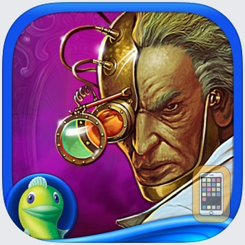 Whispered Secrets: The Story of Tideville - A Mystery Hidden Object Game by Big Fish Games, Inc (iPhone)