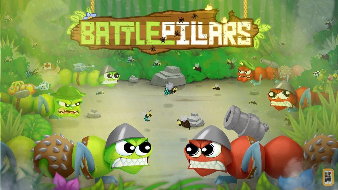 Screenshot - Battlepillars