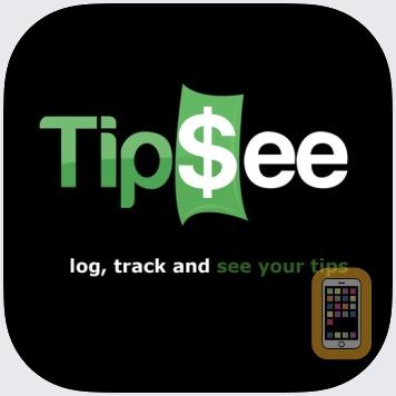 TipSee mobile Tip Tracker by Webcoast Design, LLC (Universal)