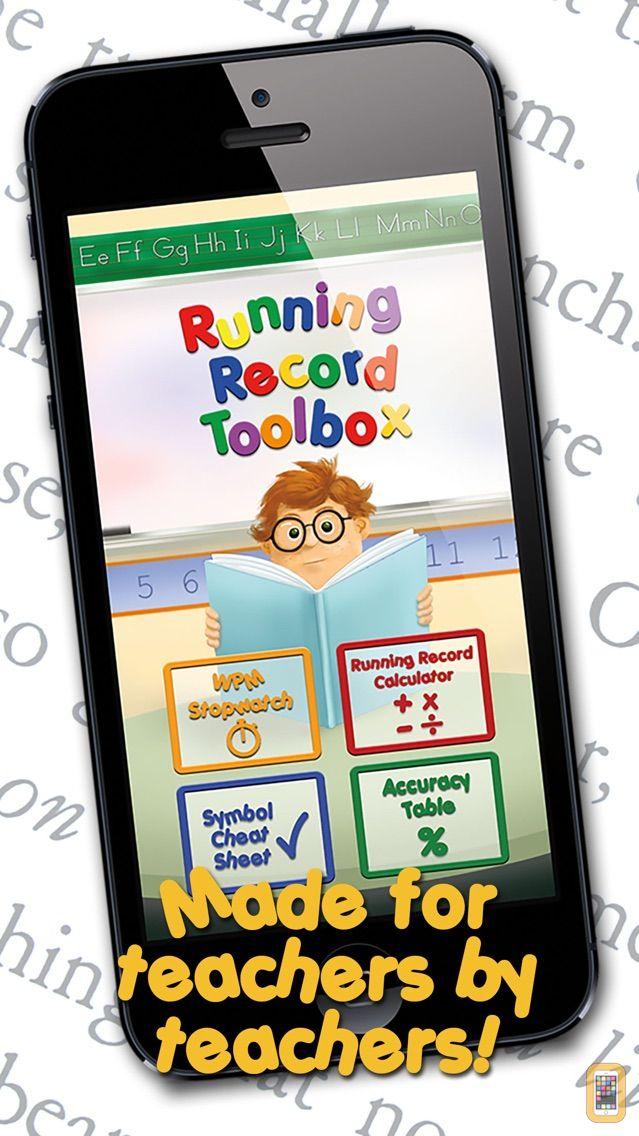 Screenshot - Running Record Toolbox