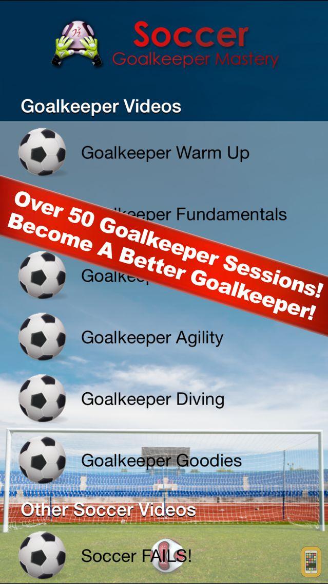 Screenshot - Soccer Goalkeeper Mastery