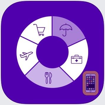 Expense Nova Pro : Home Budget by SuperNova Tech (Universal)