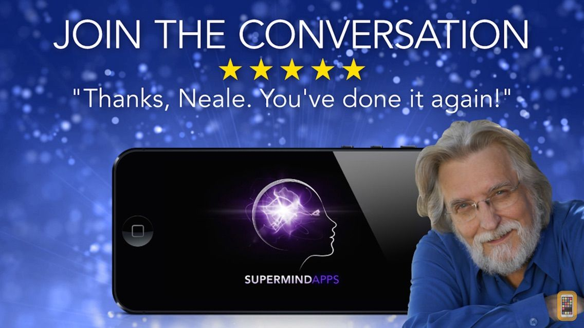 Screenshot - Neale Donald Walsch Meditation: Your Own Conversations With God
