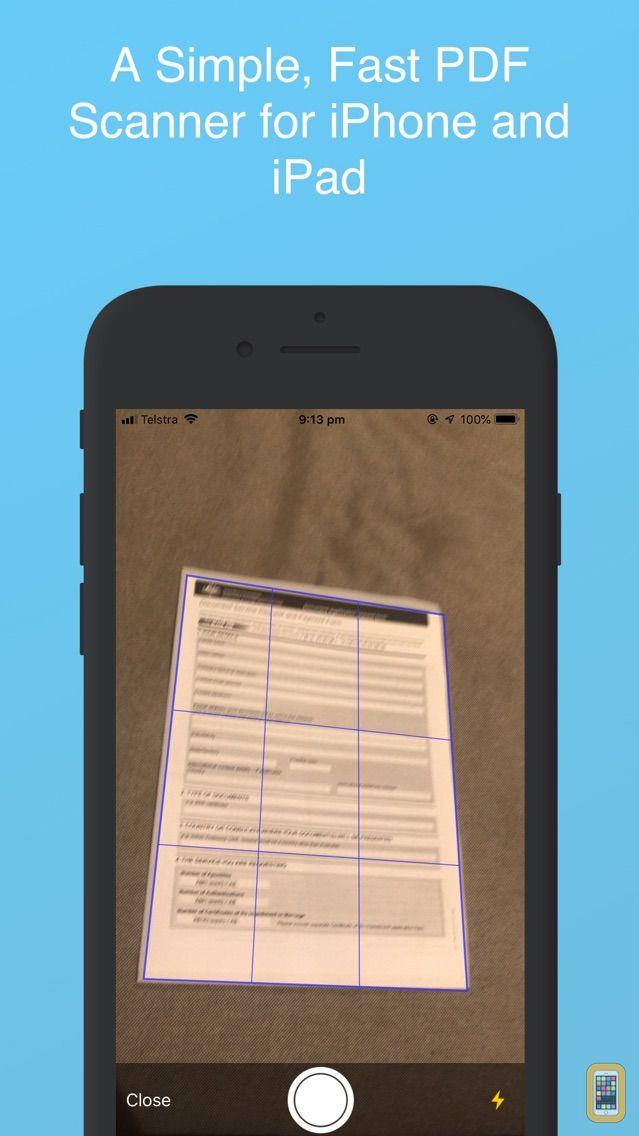 Screenshot - Scanner