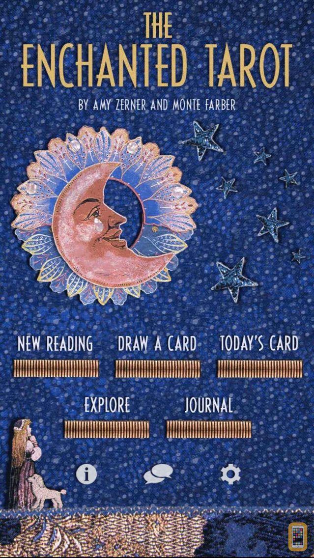 Screenshot - Enchanted Tarot