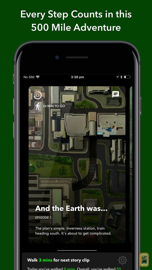 Screenshot - The Walk: Fitness Tracker Game