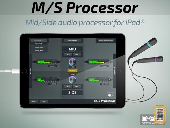 Screenshot - M/S Processor