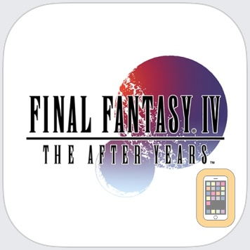 FF IV: THE AFTER YEARS by SQUARE ENIX (Universal)