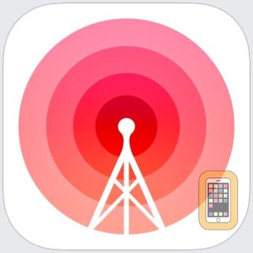 Radium ~ Perfect Internet Radio by CatPig Studios Inc. (iPhone)