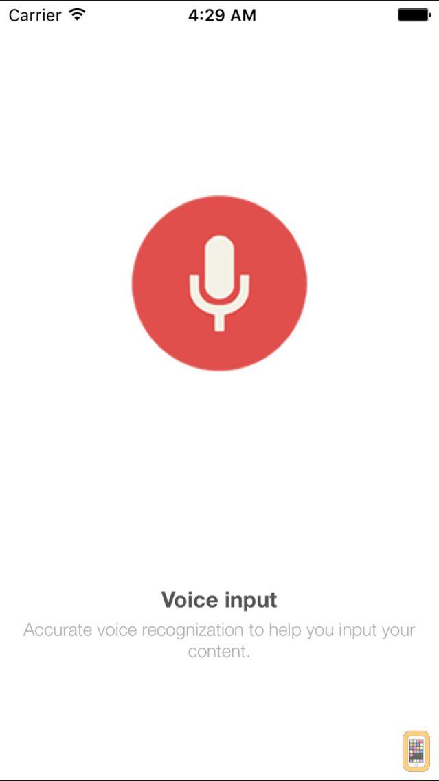 Screenshot - Travel translator - Speech translation