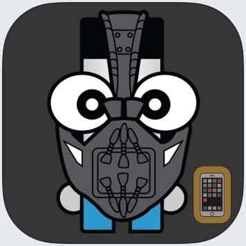Bane Voice Changer Face Filter by Lylavie, LLC (Universal)