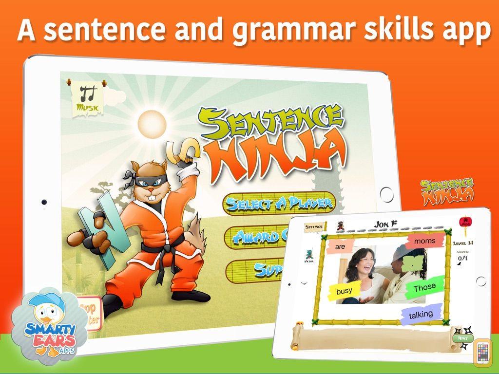 Screenshot - Sentence Ninja