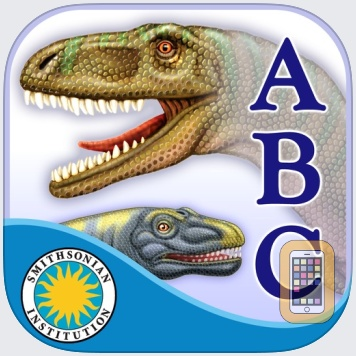 Alphabet of Dinosaurs - Smithsonian Alphabet Books by Oceanhouse Media (Universal)