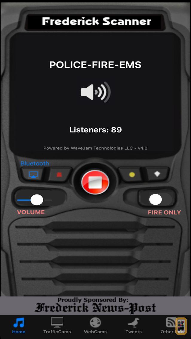 Screenshot - FredScanner Pro