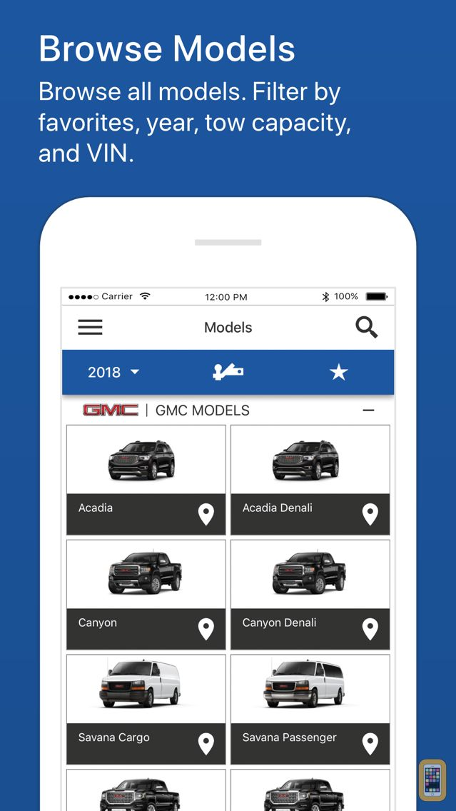 Screenshot - GM - Dealer SalesAssistant