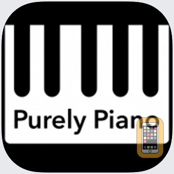 Piano - Learn lessons & practice scales chords rhythm training teach skills educational music sight reading metronome by I9I LTD (iPad)