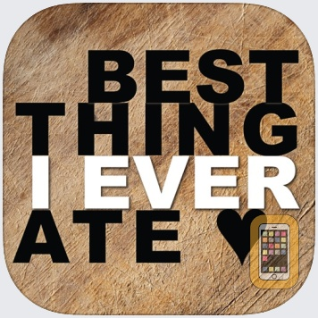 Best Thing Ever TV: Unofficial Guide to Best Thing I Ever Ate by GoLocalApps (iPhone)