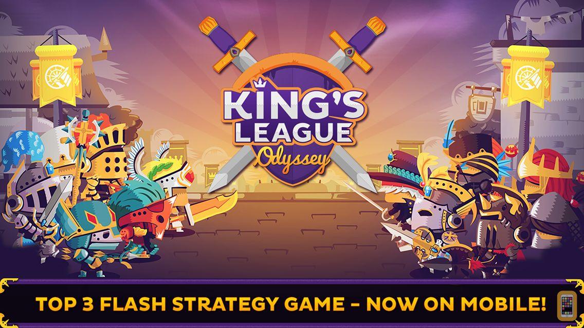 Screenshot - King's League: Odyssey