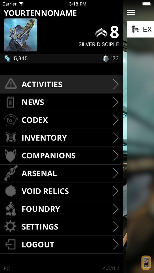 Screenshot - Warframe