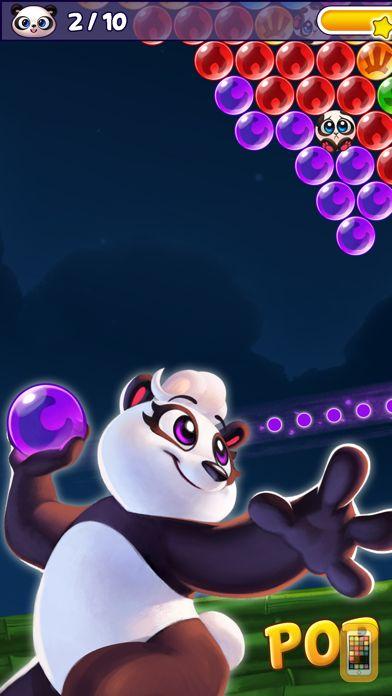 Screenshot - Panda Pop! Bubble Shooter Game
