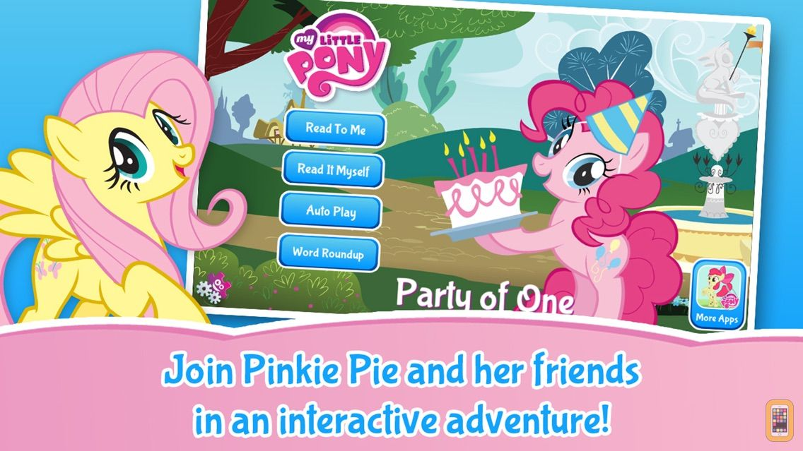 Screenshot - My Little Pony Party of One