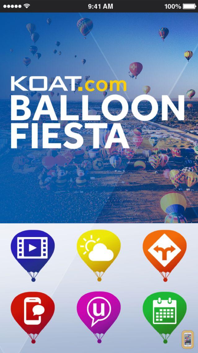 Screenshot - Albuquerque Fiesta Track KOAT