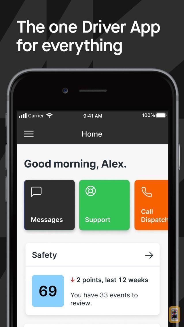 Screenshot - KeepTruckin Driver — ELD