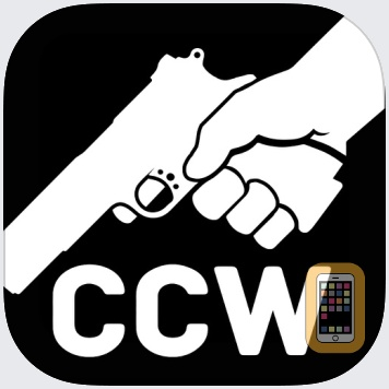 CCW Guardian (Concealed Carry Gun Log) by Reed & Ward (iPhone)
