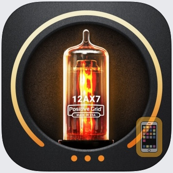 BIAS AMP 2 by Positive Grid Inc (iPad)