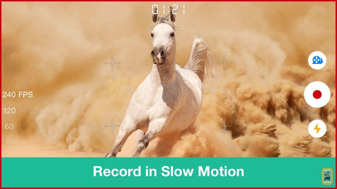 Screenshot - SlowCam