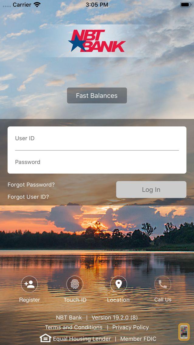Screenshot - NBT Bank