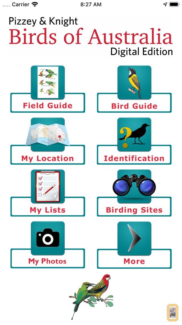 Screenshot - Pizzey and Knight Birds of Aus