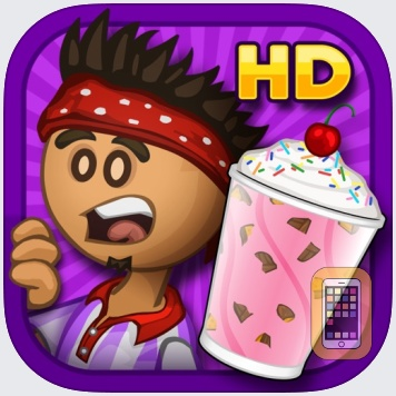 Papa's Freezeria HD by Flipline Studios (iPad)