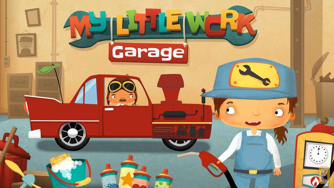 Screenshot - My Little Work – Garage