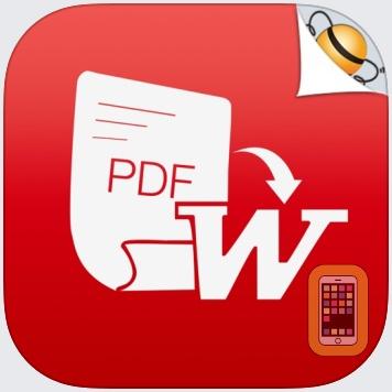 PDF to Word by xu jianwei (Universal)
