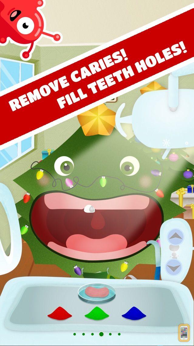 Screenshot - Tiny Dentist Holidays: Christmas