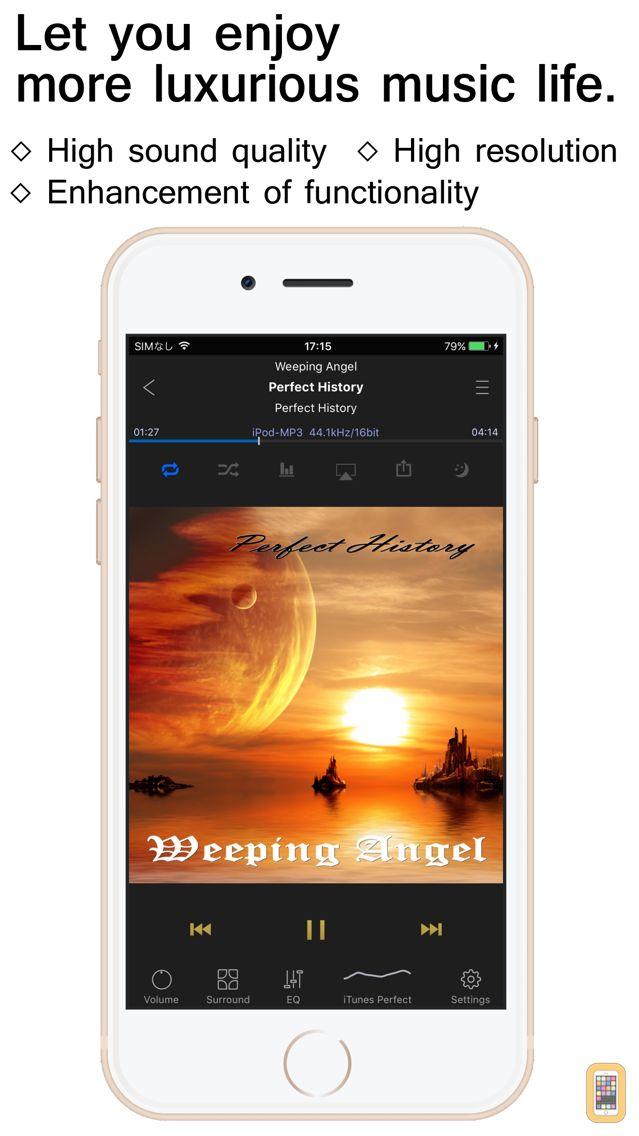 Screenshot - KaiserTone Audio Player +HiRes