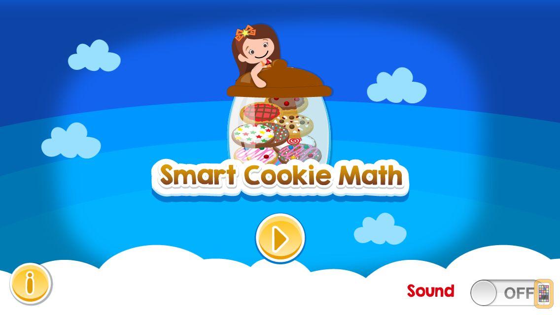 Screenshot - Smart Cookie Math Addition & Subtraction Game!
