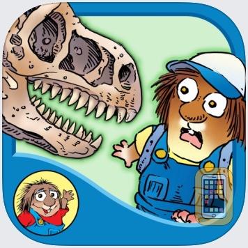 The Lost Dinosaur Bone by Oceanhouse Media (Universal)
