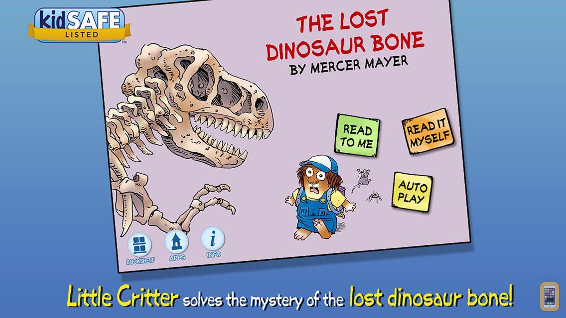Screenshot - The Lost Dinosaur Bone