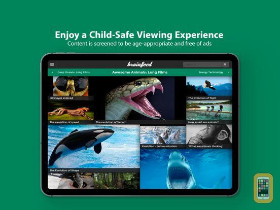 Screenshot - Brainfeed – Educational Videos for Kids
